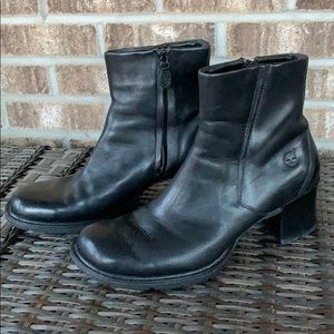 Timberland Alyse Leather  Boots W 10